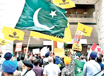 Pakistan-backed Khalistan is rapidly taking roots in the US